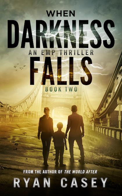 When Darkness Falls: Book 2