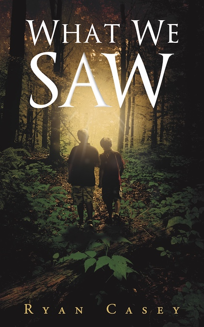 What We Saw (Coming of Age Mystery)
