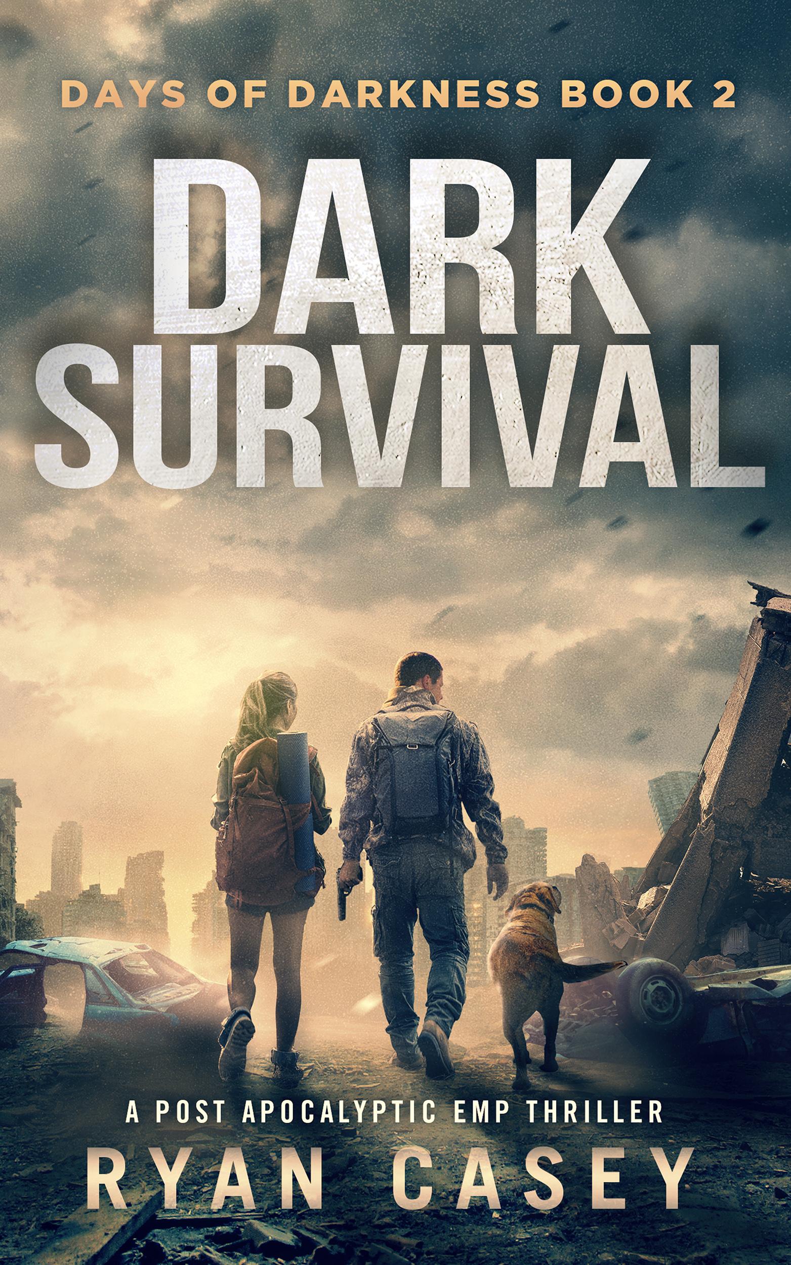 When Darkness Falls: Book 3